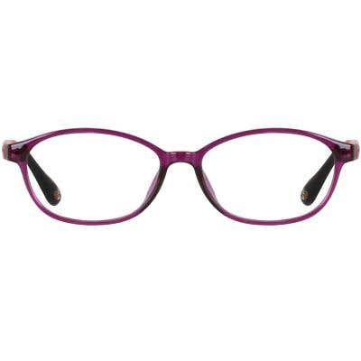 Oval Eyeglasses 136136-c