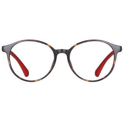 Round Eyeglasses 136148-c