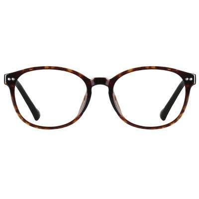 Round Eyeglasses 136161-c