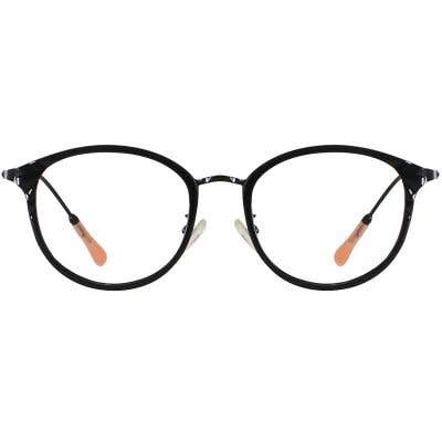 Rectangle Eyeglasses 136170-c