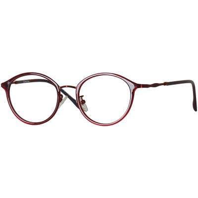 Round Eyeglasses 136175-c