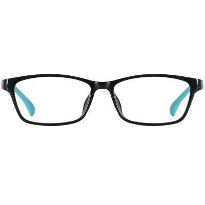 Rectangle Eyeglasses 136197-c