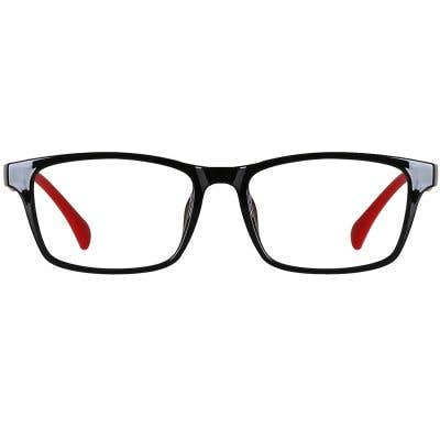 Rectangle Eyeglasses 136206-c