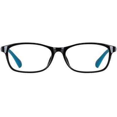 Rectangle Eyeglasses 136220-c