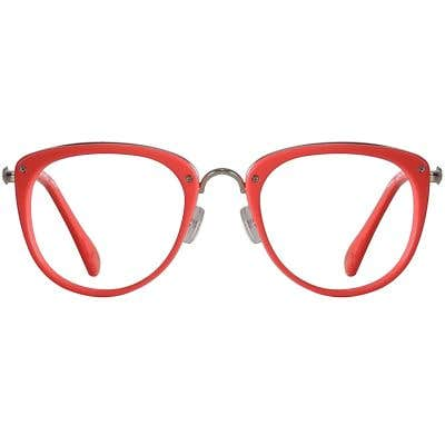 Rectangle Eyeglasses 136232-c