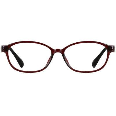 Oval Eyeglasses 136239-c
