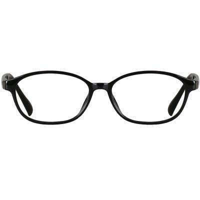 Oval Eyeglasses 136242-c