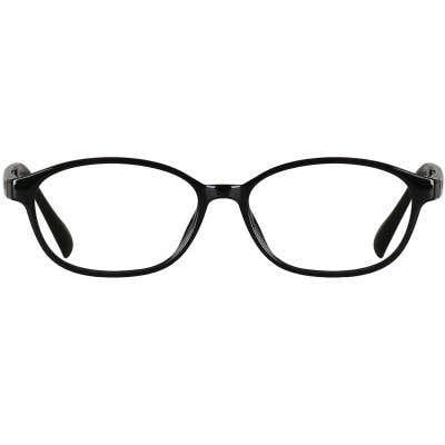 Oval Eyeglasses 136242-c