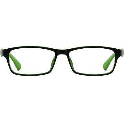 Rectangle Eyeglasses 136244-c