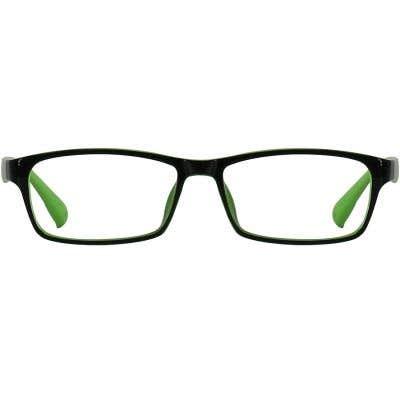 Rectangle Eyeglasses 136244-c