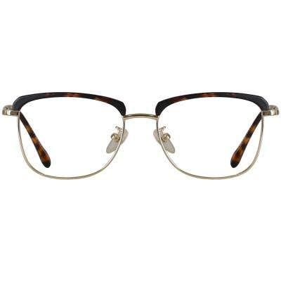 Browline Eyeglasses 136254-c