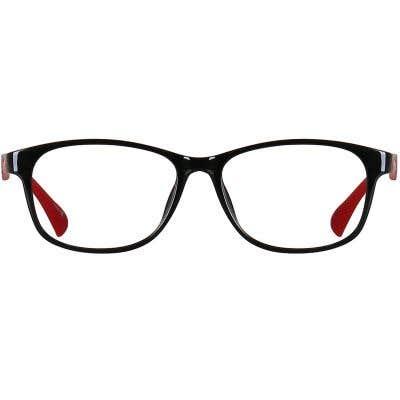 Rectangle Eyeglasses 136258-c