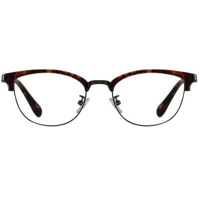 Browline Eyeglasses 136299-c