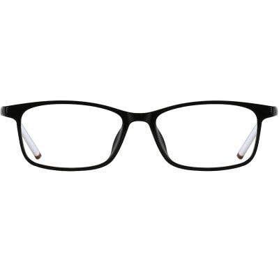 Rectangle Eyeglasses 136301-c