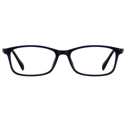 Rectangle Eyeglasses 136309-c