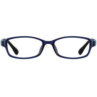Rectangle Eyeglasses 136331-c