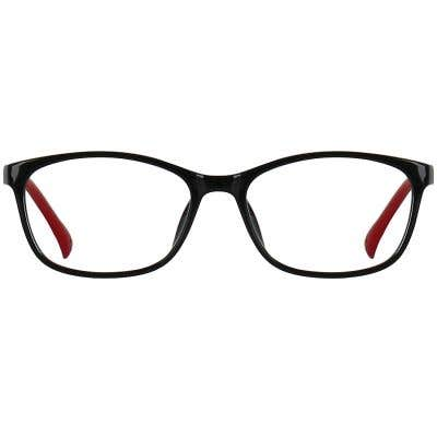 Rectangle Eyeglasses 136335-c