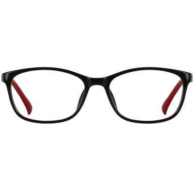 Rectangle Eyeglasses 136335-c