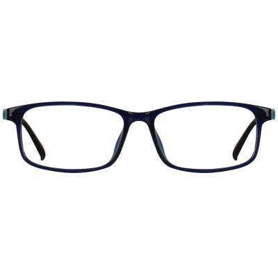 Rectangle Eyeglasses 136349-c