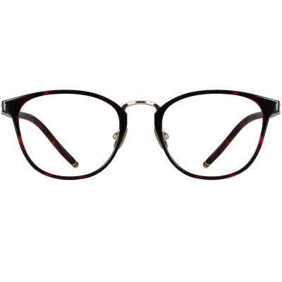 Round Eyeglasses 136358-c