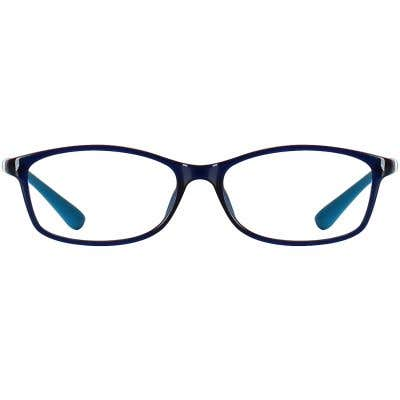 Rectangle Eyeglasses 136376-c