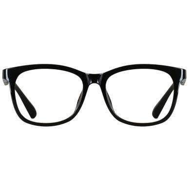 Rectangle Eyeglasses 136390-c