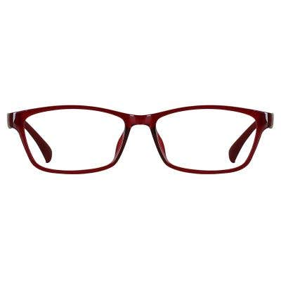 Rectangle Eyeglasses 136393-c