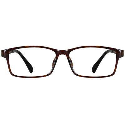 Rectangle Eyeglasses 136403-c