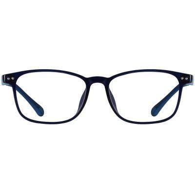 Rectangle Eyeglasses 136410-c