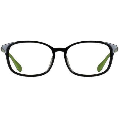 Rectangle Eyeglasses 136415