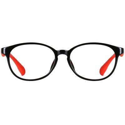 Round Eyeglasses 136416