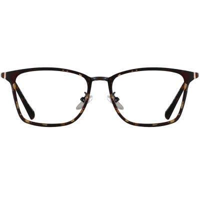 Rectangle Eyeglasses 136424