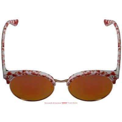 Browline Eyeglasses 136432-c