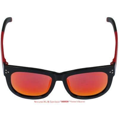 Rectangle Eyeglasses 136452-c