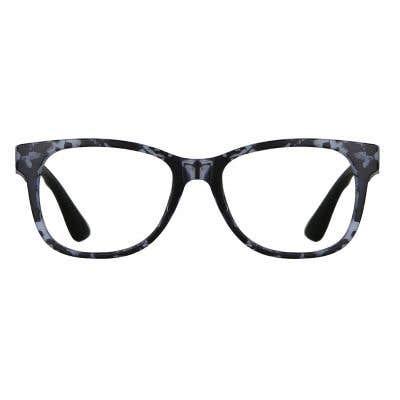 Rectangle Eyeglasses 136472-c
