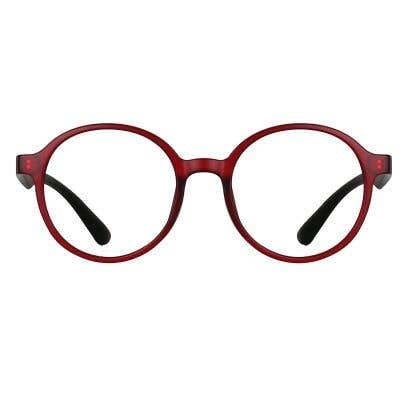 Round Eyeglasses 136481-c