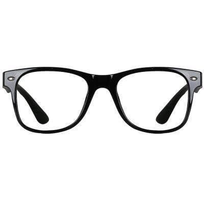 Rectangle Eyeglasses 136485-c