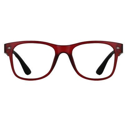 Rectangle Eyeglasses 136488