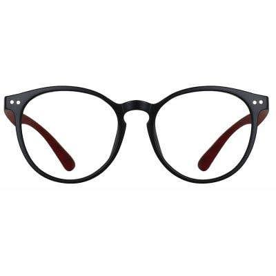 Round Eyeglasses 136494-c