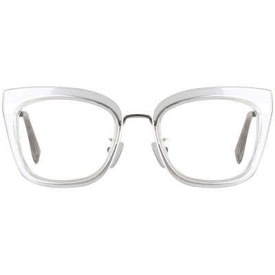 Rectangle Eyeglasses 136514