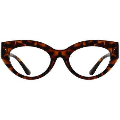Cat Eye Eyeglasses 136515