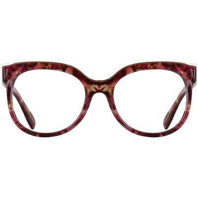 Rectangle Eyeglasses 136516
