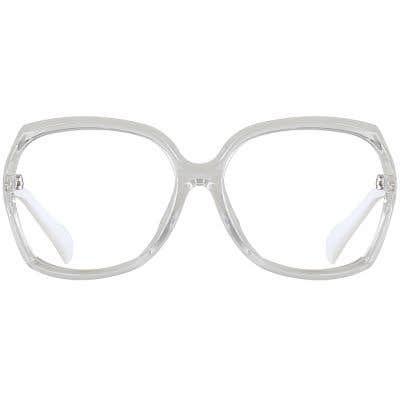Rectangle Eyeglasses 136517