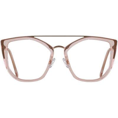 Cat Eye Eyeglasses 136541