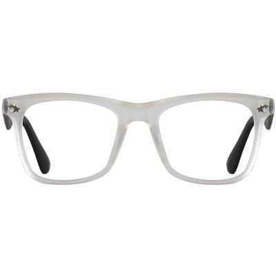 Rectangle Eyeglasses 136543