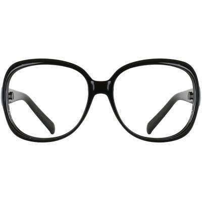 Rectangle Eyeglasses 136547
