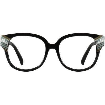 Rectangle Eyeglasses 136551