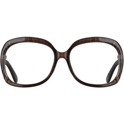 Rectangle Eyeglasses 136553
