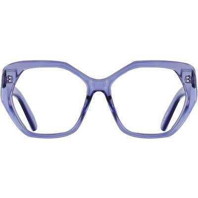 Geometric Eyeglasses 136556