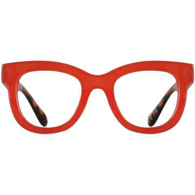Rectangle Eyeglasses 136561